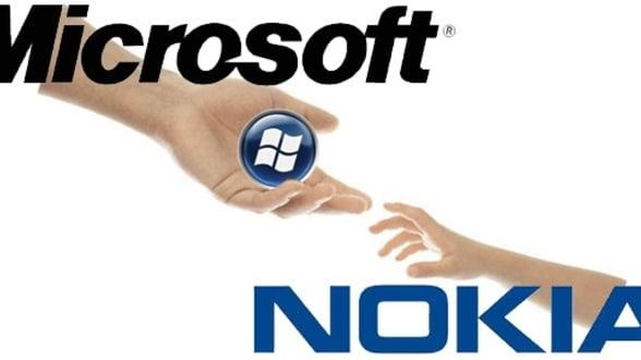 Microsoft negociaza preluarea diviziei de telefoane mobile Nokia