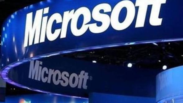 Microsoft obtine un contract de 617 milioane de dolari pentru Windows 8