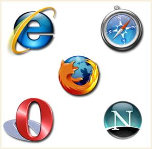 Microsoft ofera europenilor cinci browsere alternative la alegere