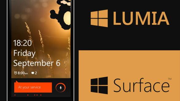 Microsoft pregateste pentru 2014 Lumia 1820 si tableta Lumia 2020