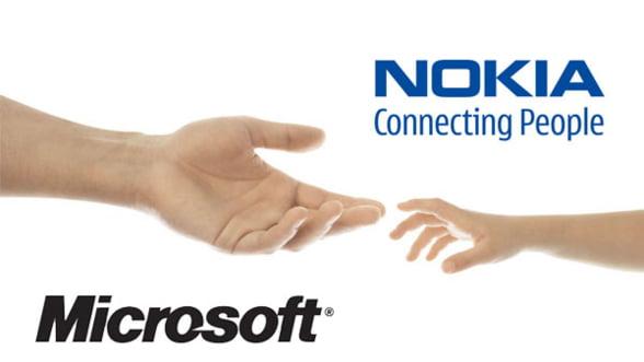 Microsoft preia productia de telefoane mobile Nokia