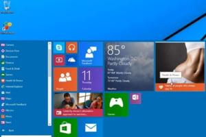 Microsoft prezinta noul Windows 10 - ce stie sa faca