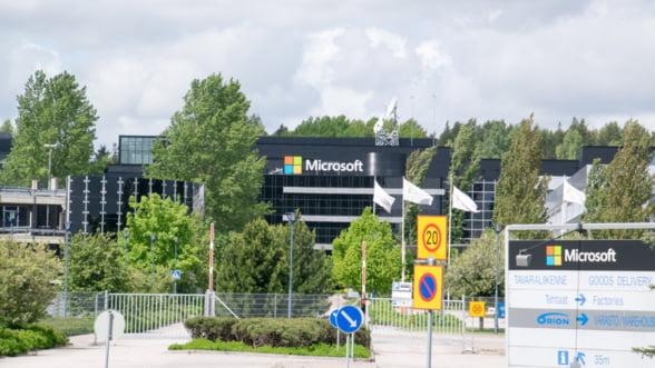 Microsoft rade divizia smartphone: Concediaza inca 1.850 de angajati din fosta fabrica Nokia