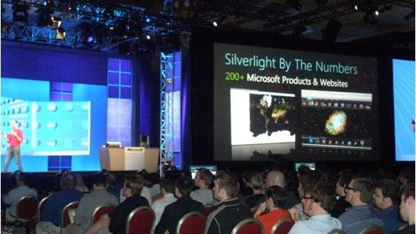 Microsoft se retrage de la inca un show tehnologic