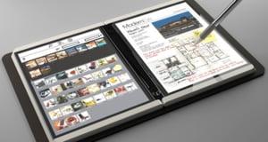 Microsoft zguduie lumea tabletelor PC cu conceptul Courier