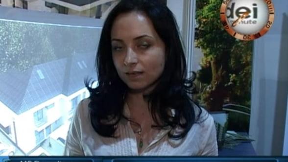 Mihaela Adetu, sales manager MB Dezvoltare