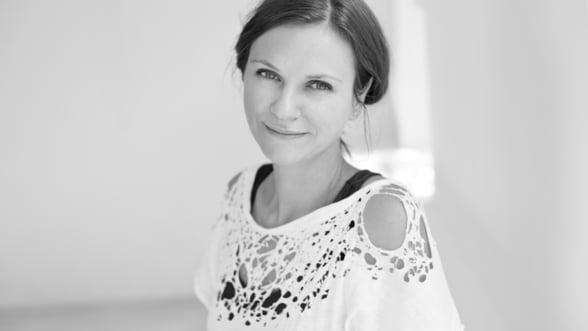 Mihaela Glavan - Business romanesc la Mercedes-Benz Berlin Fashion Week