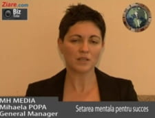 Mihaela Popa, general manager MH Media