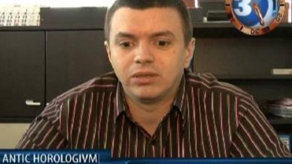 Mihai Ceciu, general manager Antic Horologivm