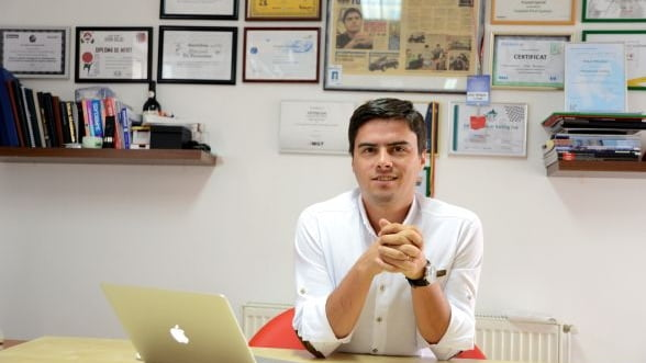 Mihai Patrascu, CEO evoMAG: Munciti cu placere, in 2014!