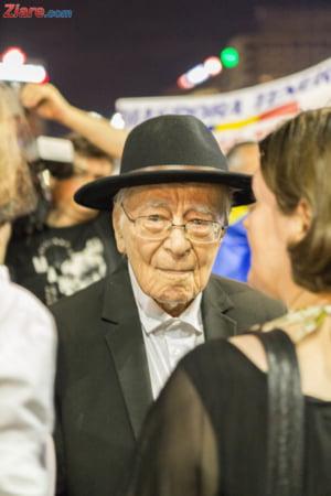 Mihai Sora, premiat la Bruxelles: Spiritul european ne-a salvat si in anii cei mai intunecati ai dictaturii