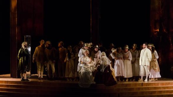 Mihnea Ignat, invitat la pupitrul dirijoral din Nunta lui Figaro, de pe scena Operei Nationale Bucuresti
