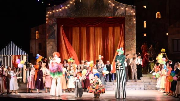 Mikheil Sheshaberidze, invitat in Cavalleria Rusticana & Pagliacci, in regia lui Ion Caramitru, pe scena Operei Nationale Bucuresti