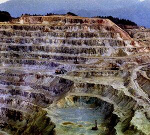 Miliardarii americani au pus ochii pe aurul de la Rosia Montana
