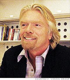 Miliardarul Branson, despre arta asumarii riscurilor