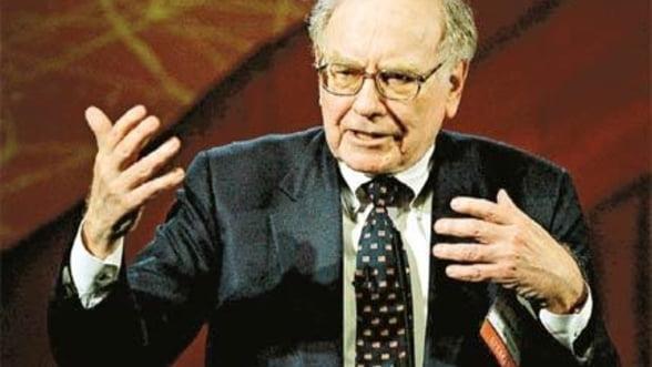 Miliardarul Warren Buffett, neimpresionat de datoria SUA. Vezi de ce