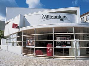 Millennium: 800 de angajati in 80 de sedii
