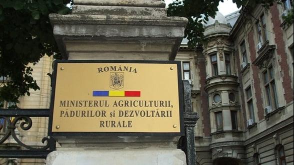 Ministerul Agriculturii s-a reorganizat. Ce schimbari aduce noul proiect de lege