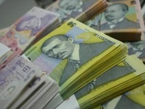 Ministerul Finantelor a atras 474,65 milioane lei prin titluri la 1 an