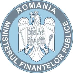 Ministerul Finantelor vrea sa imprumute 4,4 miliarde lei de la banci, in ianuarie