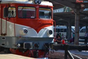 Ministerul Transporturilor a aprobat circulatia trenurilor cu muncitori sezonieri spre Europa