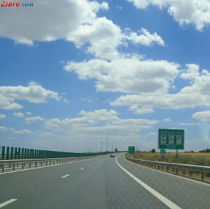 Ministerul Transporturilor se lauda ca va repara 35 kilometri din Autostrada Soarelui in 3 ani. Lucrarile incep, desigur, vara