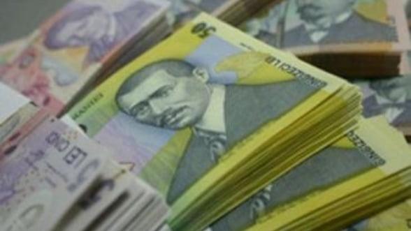 Ministerul de Finante a atras 1,271 miliarde lei prin titluri de stat
