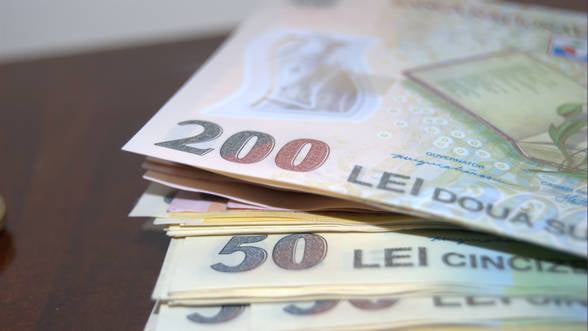 Ministerul de Finante a atras 1,857 miliarde lei prin titluri de stat