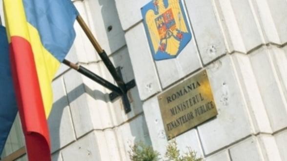 Ministerul de Finante respinge ofertele bancilor la licitatia de titluri de stat pe 7 ani