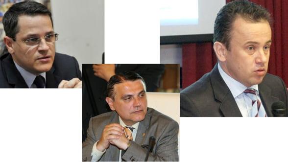Ministrii Eduard Hellvig, Ovidiu Silaghi si Liviu Pop, in vizorul Agentiei de Integritate
