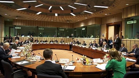 Ministrii din zona euro se intalnesc din nou pentru a discuta situatia Greciei