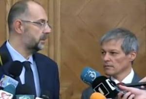 Ministrii lui Ciolos, audiati - LIVE Costin Borc, avizat pentru Economie