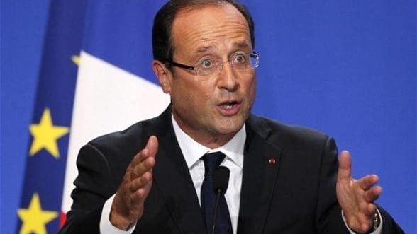 Ministru francez, demis de Hollande pentru ca a criticat bugetul