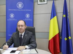 """Ministrul Bogdan Aurescu: """"Implementarea proiectelor de conectivitate regionala, impact pozitiv asupra cresterii economice din Europa Centrala si de Est"""""""