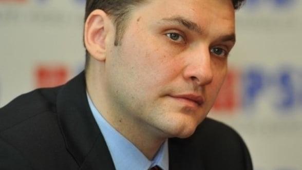 Ministrul Dan Sova, executat silit de Fisc