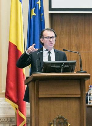 Ministrul Finantelor: Rectificarea bugetara va fi in jur de 26 -27 noiembrie. Bugetul pe 2020, prezentat inainte de 20 decembrie