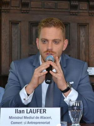 Ministrul Ilan Laufer s-a inscris in PSD