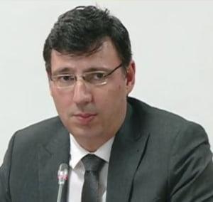 Ministrul Misa va fi audiat la Senat in legatura cu rectificarea bugetara si starea finantelor publice