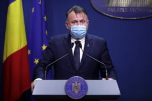 Ministrul Sanatatii: Ne gandim la restrictionarea circulatiei in unele localitati, daca apar focare. Analizam Valea Prahovei si litoralul