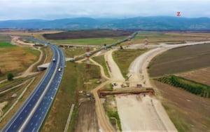 """Ministrul Transporturilor: """"Niciun tronson din Autostrada Transilvania nu mai este blocat in acest moment"""""""