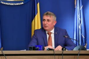 Ministrul Transporturilor va schimba conducerea CNAIR: Procesul de selectie a fost viciat
