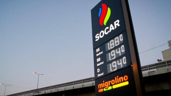Ministrul azer al Industriei si Energiei si presedintele SOCAR vin in Romania. Oltchim, pe agenda vizitei