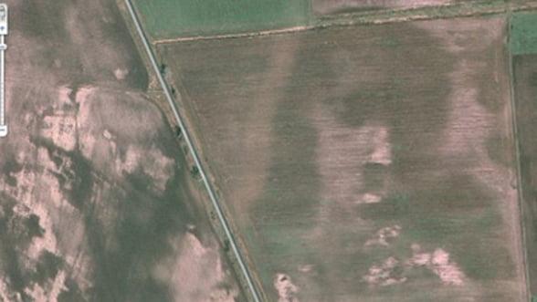 Minunile lumii pe Google Maps: Cele mai ciudate imagini