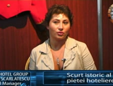 Mioara Scarlatescu, general manager Start Hotels Group