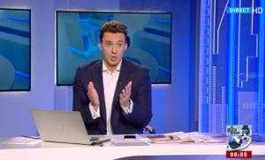 Mircea Badea si Antena 3, condamnati sa plateasca daune morale de 25.000 de lei unui scriitor insultat