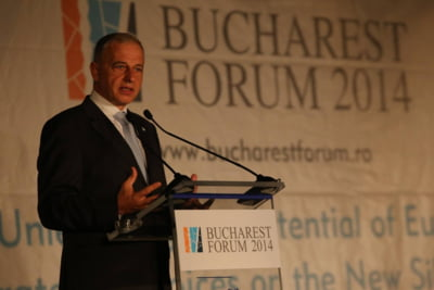 Mircea Geoana, despre noul context macroeconomic: Romania trebuie sa faca fata, dar si sa profite