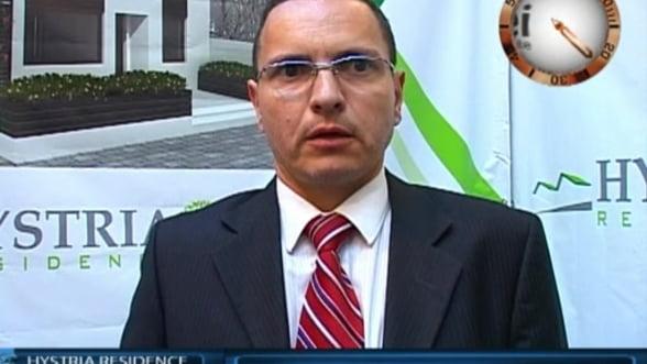 Mircea Muresan, sales manager Hystria Residence