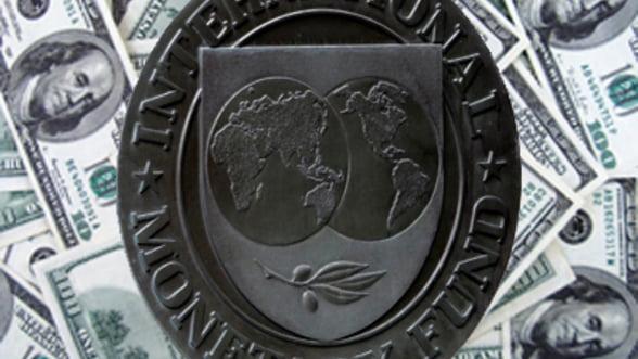 Misiunea FMI continua cu discutii la BNR