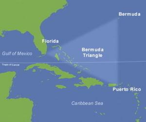 Misterul din Triunghiul Bermudelor, descifrat in urma producerii craterelor din Siberia?