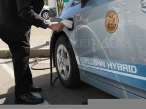 Mitsubishi si Citroen instaleaza statii de incarcare rapida, pentru masinile electrice